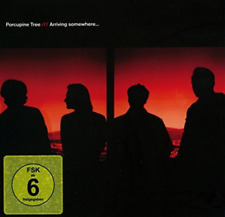 Arriving Somewhere by Porcupine Tree (CD, Mar-2018, 3 Discs, Kscope)