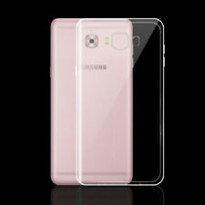 Case For Samsung Galaxy C9 Pro C9000 Ultra Thin Clear Soft Silicone TPU Cover