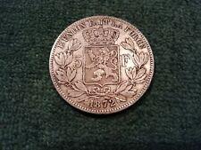 1 pièce de 5 Francs en Argent 1872 Leoplod2
