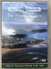 AERIAL BRITAIN - THE PEMBROKESHIRE COAST PATH - BRAND NEW AND SEALED