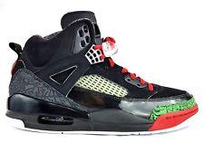 3ce8f786cd24a2 Nike Air Jordan Spizike 2007 OG Black Red Green Size 10 DS I III IV V