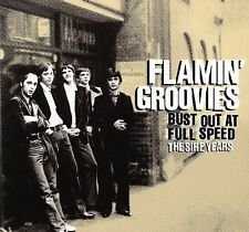 Bust Out at Full Speed: The Sire Years [Box] by Flamin Groovies (CD, 2006) NEW!