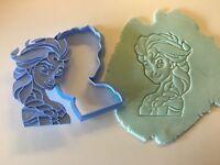 Formine Frozen Elsa Formina Biscotti 9cm Cookie Cutter