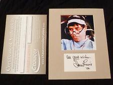 "Jerry Lewis Autographed Original 8x10 ""Nutty Professor"" Hand Signed W/Cert COA"
