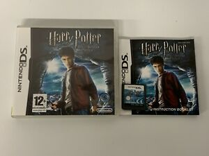 Nintendo DS Harry Potter and the Half-Blood Prince