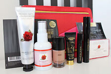 Napoleon Perdis 8-pieces Giftset Radiance boosting primer/Mascara/Lips/Bag etc
