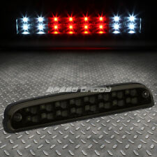 [2-ROW LED]FOR 99-16 SUPER DUTY RANGER THIRD 3RD TAIL BRAKE LIGHT LAMP TINTED
