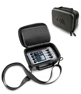 CM Carry Case for Zoom Podtrak P4 Podcast Recorder and Accessories - Case Only
