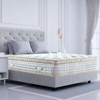 BedStory 10'' White Hybrid Mattress Luxury Gel Infused Memory Foam T/F/Q/K/CK