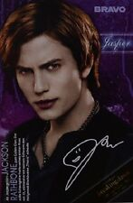 JACKSON RATHBONE - Autogrammkarte - Signed Autograph Twilight Clippings Sammlung