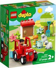 LEGO® Duplo 10950 Traktor und Tierpflege Farm Tractor N3/21