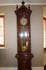 Antique Strasser and Rohde Precision Floor Standing Regulator Clock