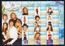ISRAEL STAMPS 2009 CASI ANGELS TV SHOW SOUVENIR SHEET ONLY MNH