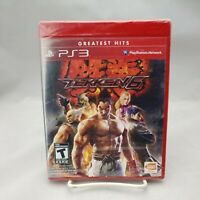 Tekken 6 Sony PlayStation 3 PS3 2009 Brand New Factory Sealed Teen Rating