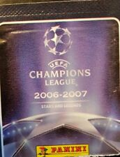 UEFA CHAMPIONS LEAGUE 2006/2007 X5O LOOSE STICKERS