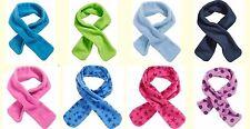 Playshoes Baby Kinder Fleece Schal Steckschal Mädchen Jungen verschiedene Farben