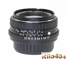 SMC Pentax M 50mm 1:1,7 * Manuell * Analog + Digital * K-S2 * K-70 * KP * K-5 *