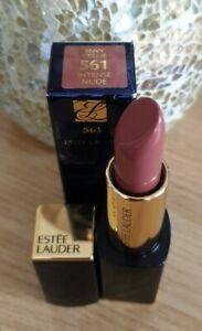 Estee Lauder Pure Colour Envy Lipstick - 561 Intense Nude - 3.5g - NEW BOXED