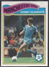 TOPPS-1981-FOOTBALLERS #182-INTERNATIONAL TEAM-SCOTLAND /& N FOREST-KENNY BURNS