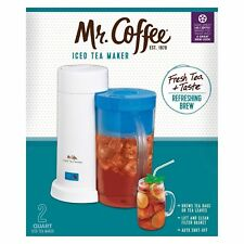 Mr. Coffee Tm75 3-Quart Iced Tea Maker Tm-75
