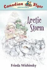 Canadian Flyer Adventures #16: Arctic Storm