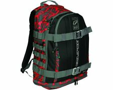Planet Eclipse Gx2 Gravel Backpack Paintball Gear Bag (Fighter Red)