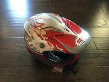New Bell 2005 Moto 8 Dirt Bike MX ATV Off-Road Helmet Vintage - Size XL