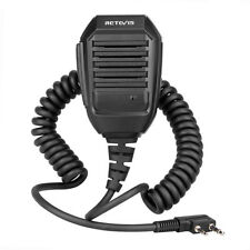 Retevis RS-113 2PIN Remote HeavySpeaker Microphone for H777 Kenwood 2way Radio