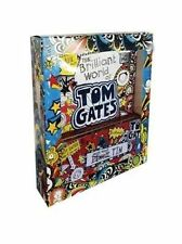 The Brilliant World of Tom Gates (with Pencil Tin) by Liz Pichon Paperback