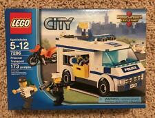 LEGO 7286 - City Police Prisoner Transport -  New and Sealed - Retired - Rare