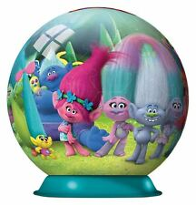 Ravensburger Trolls 3d Jigsaw Puzzle 72pc Numbered Kids Children 6 Years