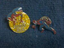 Collectible 2004 Spider-man Pins (2)