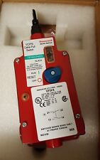 HONEYWELL MICRO SWITCH 1CPSA1A ROPE OPERATED LIMIT SWITCH SAFETY CABLE PULL NIB