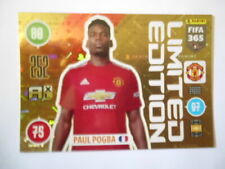 Panini Adrenalyn xl Fifa 365 2021 Limited Edition Paul Pogba