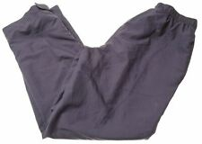 NIKE Mens Tracksuit Trousers UK 39/41 Medium Black Polyester  DI08