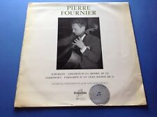 PIERRE FOURNIER SCHUMANN CELLO CONCERTO Rare 1962 Italy Columbia LP UNPLAYED
