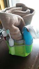 *NEW* YaeloDesign Shower Caddy, Mesh Hanging Bag-Home,Travel, Gym, Beach 2pk