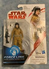 "STAR WARS Force Link ROSE 3.75"" (Resistance Tech) Action Figure NEW"