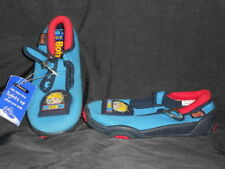 Canvas Casual Shoes for Boys with Buckle