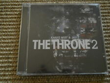 Kanye West & Jay-Z The Throne 2 - CD - Neu / OVP