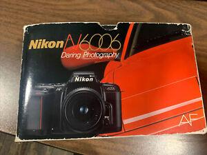 Nikon N6006 35mm Camera Body with strap