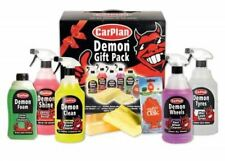 Carplan Demon Car Cleaning Valet Gift Pack Shampoo Wheels Tyres Exterior DGP001