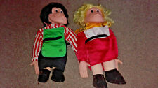 More details for pg tips mr shifter and polly chimp vinatge dolls from tv advert