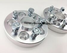 4 Pcs Wheel Spacers Adapters | 5X100 To 5X100 | 54.1 CB | 12X1.5 | 25MM