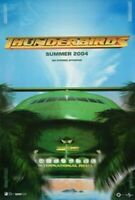 Thunderbirds (Advance) (Zweiseitig) Original Filmposter