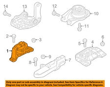 MAZDA OEM 12-14 5-Engine Motor Mount/Torque Strut BBN339060B
