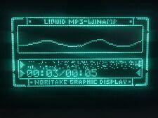 NORITAKE ITRON GU128X64-800A - Modulo Display  VFD DISPLAY