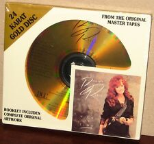 DCC GOLD CD GZS-1099: BONNIE RAITT - Nick Of Time - OOP 1996 USA SEALED