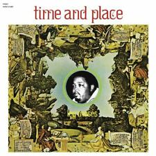 Lee Moses - Time And Place YELLOW COLOR Vinyl LP x/400 NEW MINT Limited Edition
