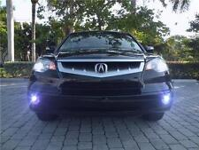 2007 2008 2009 Acura RDX Angel Eye Fog Lights Driving Lamps